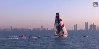 A Hero's welcome | 2014-15 Volvo Ocean Race