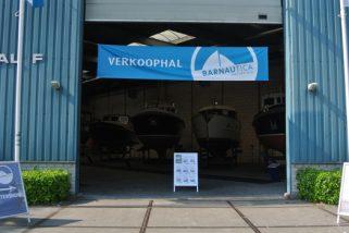 Verkoophal Barnautica Yachting geopend